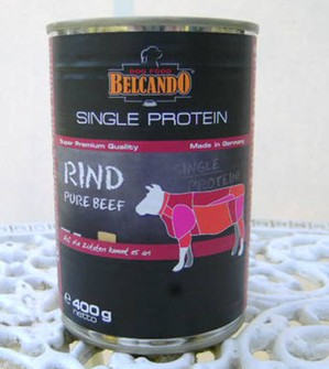 Single Protein Rind pur